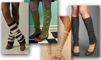 How to Wear Leg Warmer