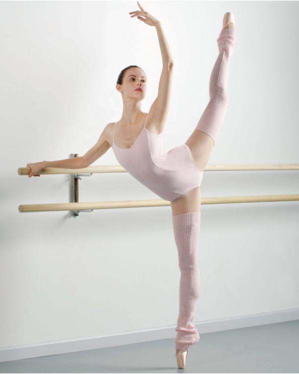 How to Wear Leg Warmer with Ballerina Flats