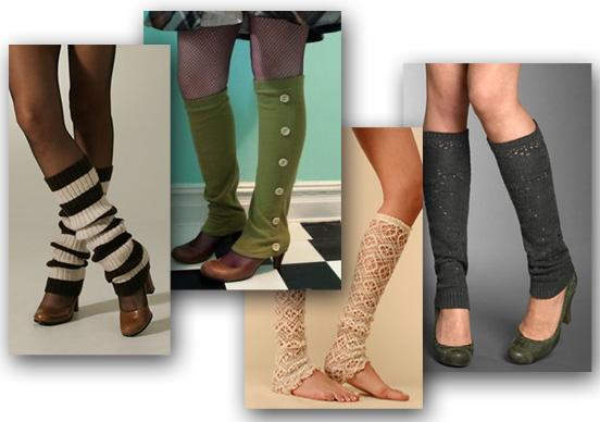 How to Wear Leg Warmer