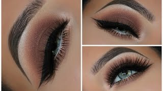 Natural Eyeshadow for Brown Eyes