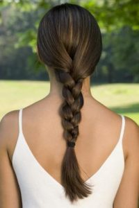 Regular 3 Strand Braid