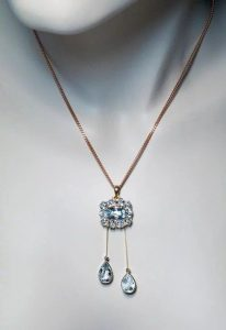 Negligee Necklace